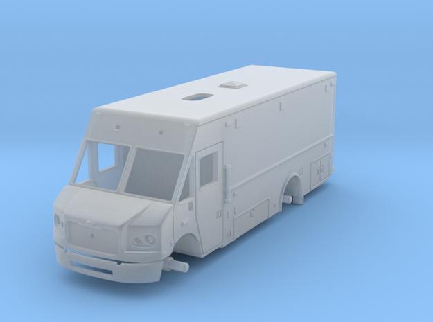 1/160 Philadelphia LDV Step Van Support Truck in Smooth Fine Detail Plastic