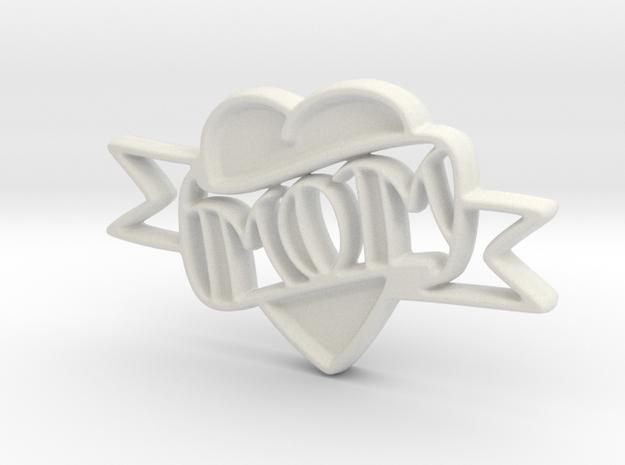 Creator Heart Pendant