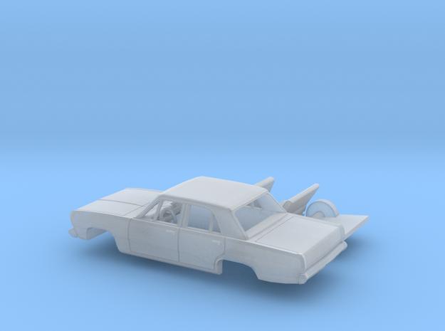 1/87 1970-72 Plymouth Valiant Kit