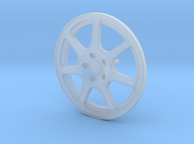 Racing Wheel Cover 15_43mm