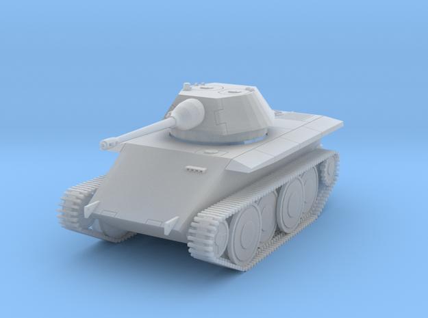 DW18D Leopard Light Tank E-10 (1/144) in Frosted Ultra Detail