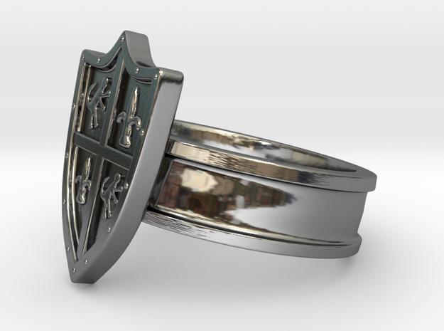 Shield Ring, Medieval