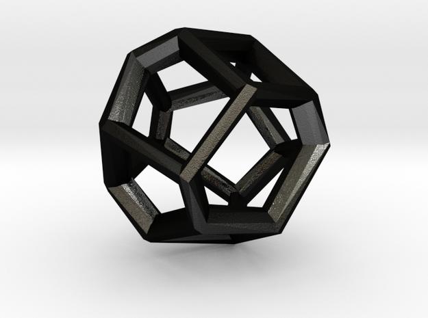 Terra-11 (from $9.90) in Matte Black Steel