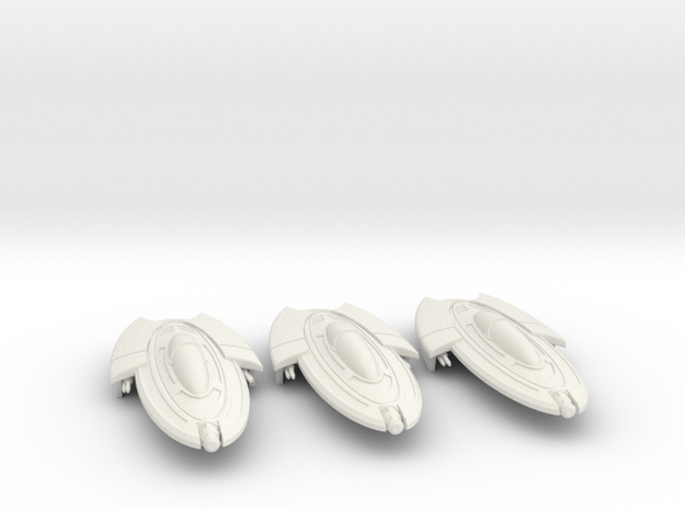 Ori Fighter Squadron: 1/270 scale in White Strong & Flexible