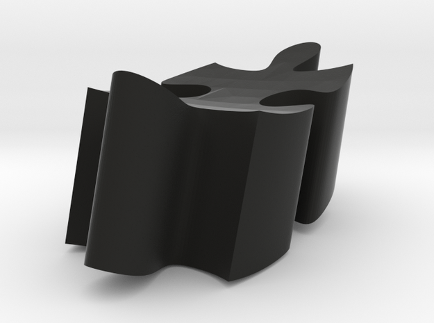 E5 - Makerfair in Black Natural Versatile Plastic