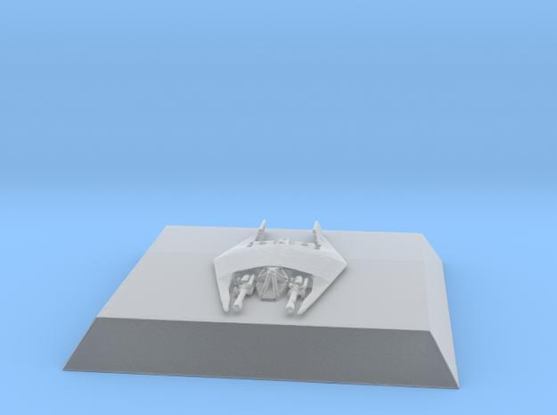 NR Frazi Fighter Token in Smooth Fine Detail Plastic