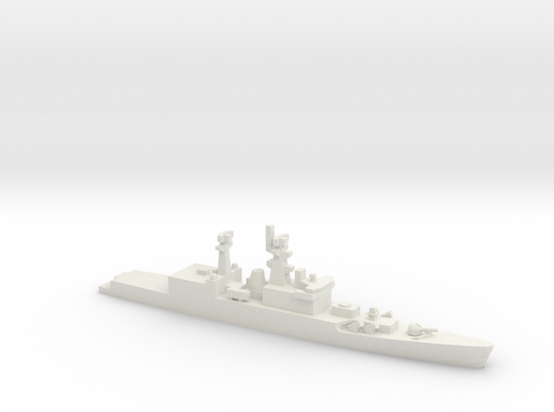 Brahmaputra-class frigate, 1/1250