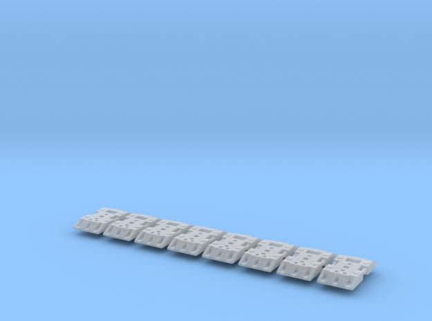 1:50 Fu脽platte in Smooth Fine Detail Plastic