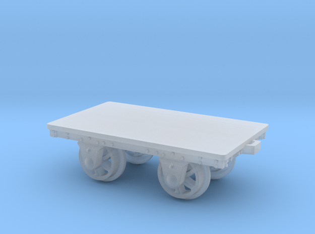 FR Slab Wagon 4mm