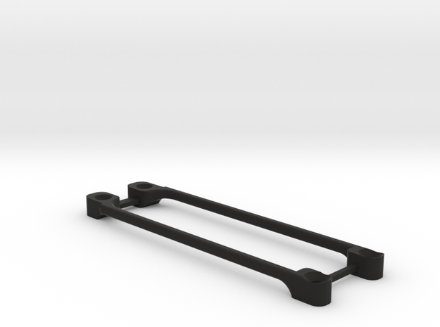 MC3 KMD-FR01 Tri-Damper Sides in Black Natural Versatile Plastic