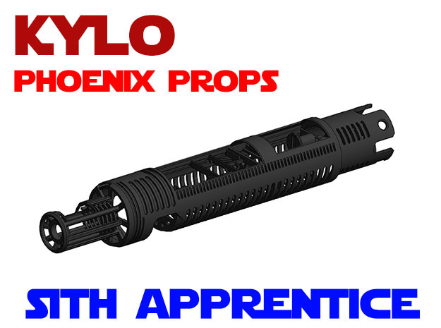 Phoenix Props - Kylo - Sith Apprentice Chassis