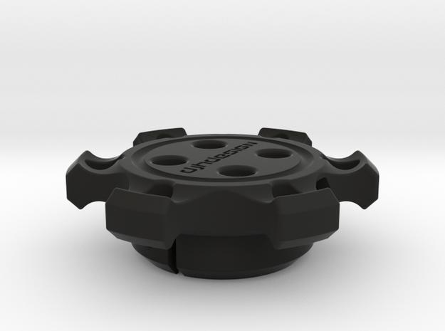X-sight 2 focus wheel in Black Natural Versatile Plastic
