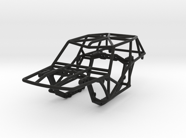1/24th scale Specter detailed version in Black Natural Versatile Plastic
