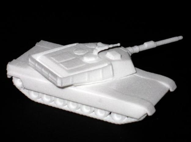 Abrams Tank 3d printed Front