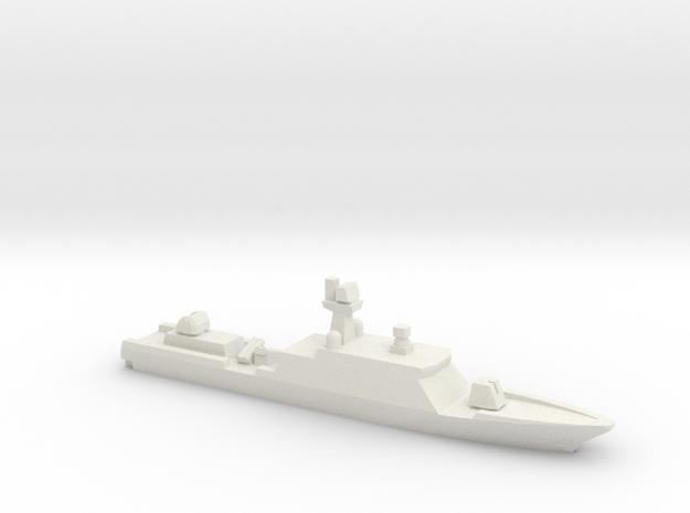 Gumdoksuri-class patrol vessel (late ver.), 1/1800 in White Natural Versatile Plastic