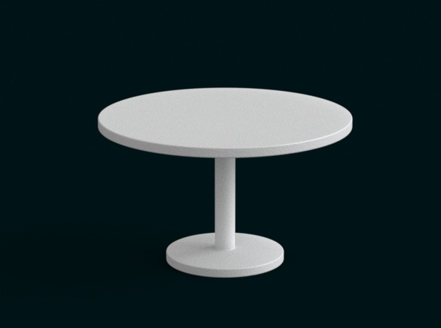 1:10 Scale Model - Table 03
