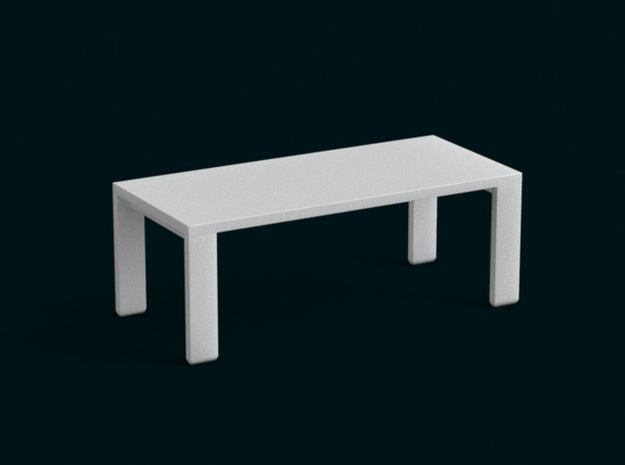 1:10 Scale Model - Table 04 3d printed