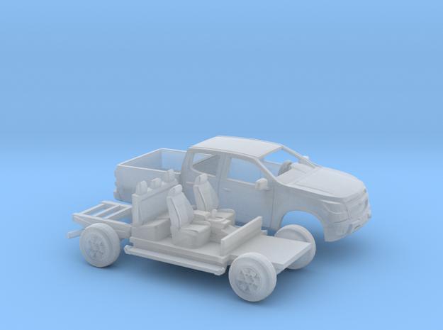 1/160 2013-16 Chevrolet S10/Colorado Kit in Smooth Fine Detail Plastic