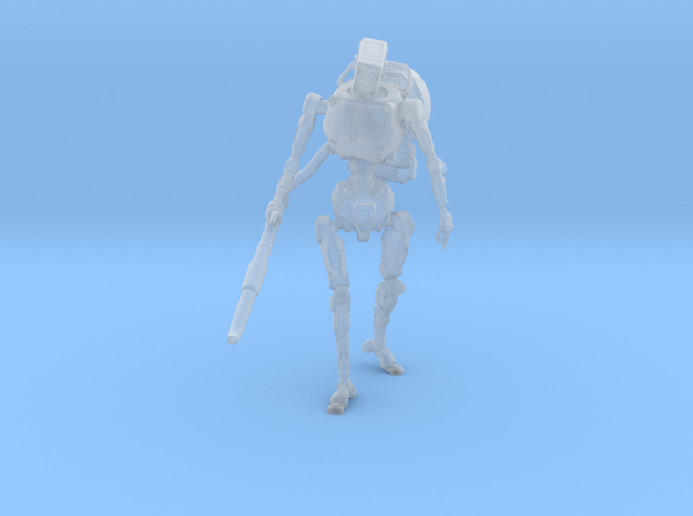 annoying robot 1:32 scale in Smoothest Fine Detail Plastic