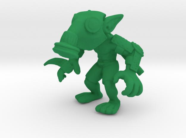 Gasmask Goblin Trencher