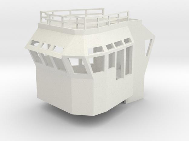 Basic Bridge 1/75 fits Harbor Tug