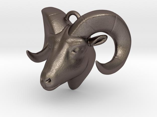 RAM head pendant (hollow)