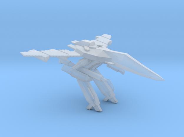 1/350 VF-1 Gerwalk Mode Carrier Diorama