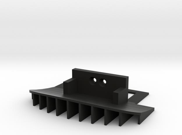 BBR Mini-z Diffuser 2289-Uni in Black Natural Versatile Plastic