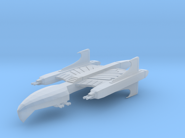 CR Centurion Attack Cruiser Full Thrust Scale in Frosted Ultra Detail