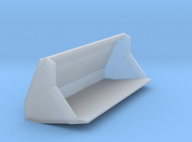 1/64 High Volume Bucket (Fits H480 Loader) in Smooth Fine Detail Plastic