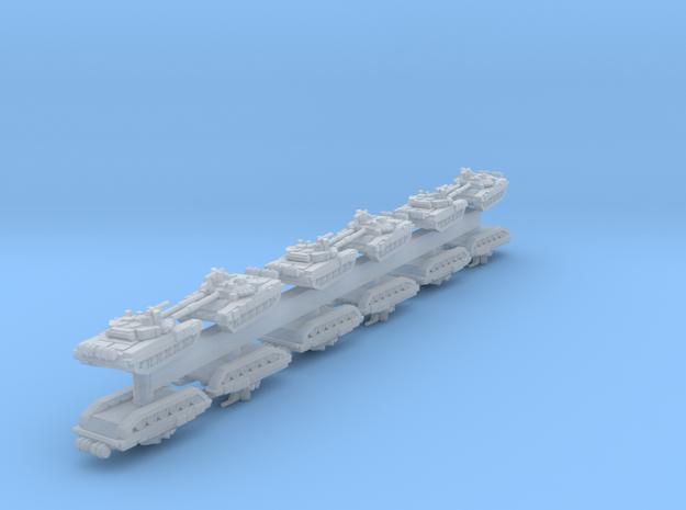 1/700 T-90A x12 (FUD)