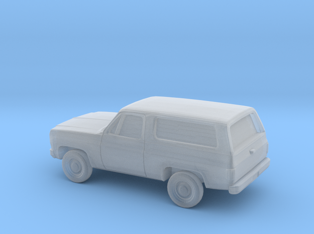 1/220 1973-79 Chevrolet Blazer in Smooth Fine Detail Plastic