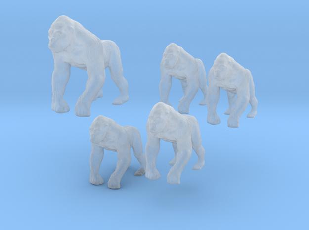 Gorillas - 1:160 (N scale)