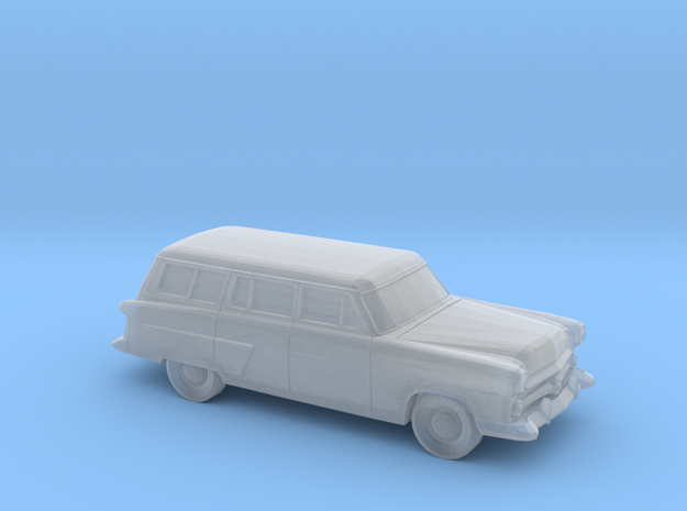 1/220 1952 Ford Crestline Station Wagon in Smooth Fine Detail Plastic