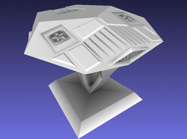 Asp Mark II Model Kit 3d printed Navy 2