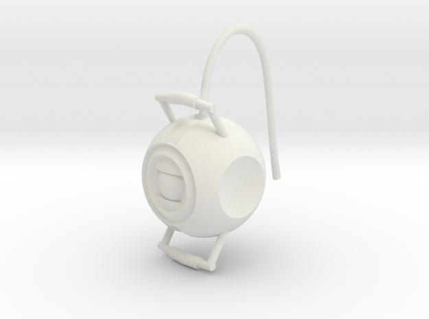Wheatley in White Premium Versatile Plastic