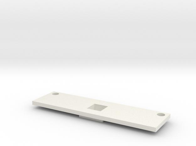 tripod-mount-v1-rev20171103 in White Natural Versatile Plastic