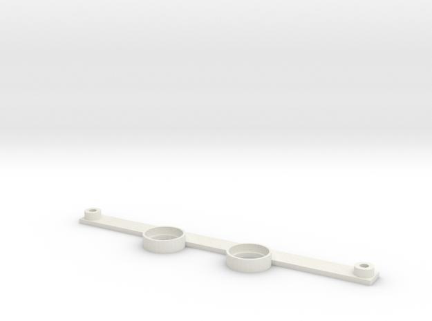 diverging-lens-holder-v1-rev20171103 in White Natural Versatile Plastic
