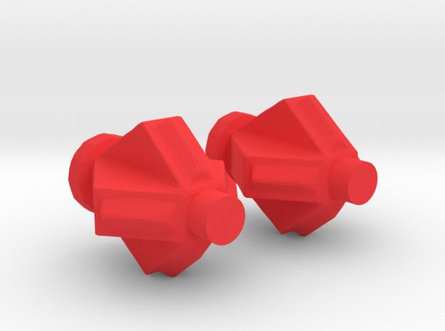 FoC Magnus Missiles in Red Processed Versatile Plastic