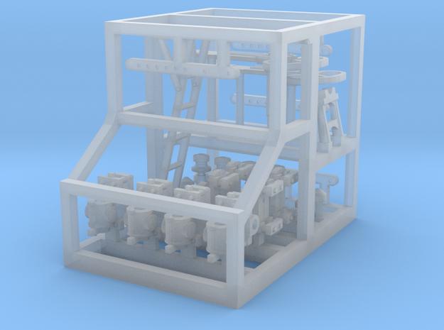 HO WCK LQ Bracket Signal Steel Post Fittings