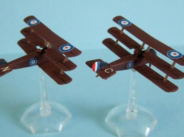 1/144 Sopwith Triplane 3d printed photo by Steve Blease