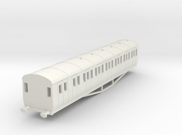 o-148-gwr-artic-main-l-city-brake-third-1 in White Strong & Flexible