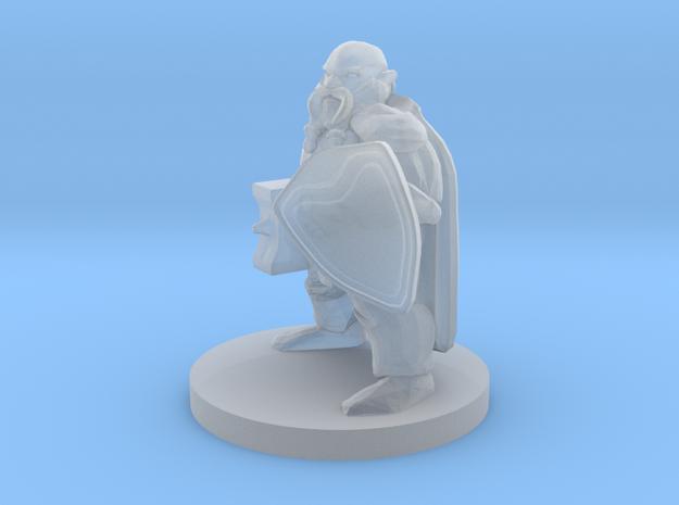 Dwarf Fighter - Hammer & Shield