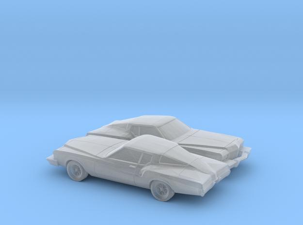 1/160 2X 1973 Buick Riviera