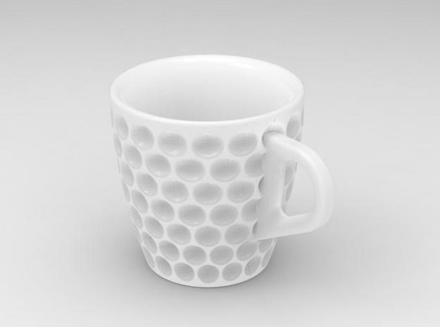 one cup a day | Day 28: Golf Ball Cup 3d printed golf ball