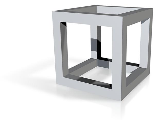 Cubo Vuoto 3d printed
