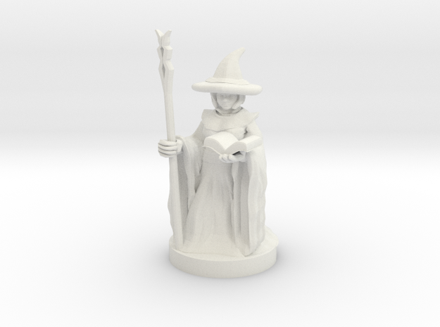 Gnome Female Wizard