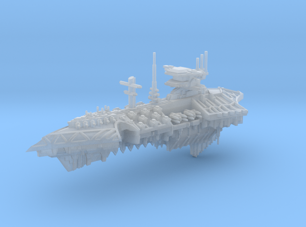 Slaughterer Cruiser in Smooth Fine Detail Plastic