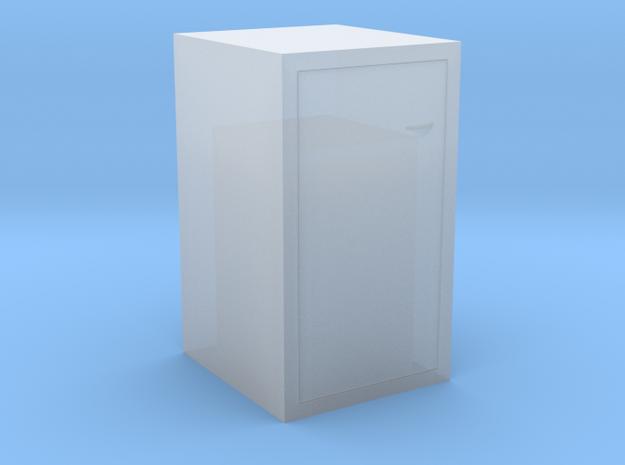 Mülltonne Griff links H0 und 0 in Smoothest Fine Detail Plastic: 1:87 - HO