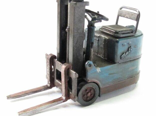 Gabelstapler Still Muli 1:45 3d printed Fertig bemalt